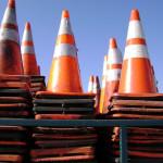traffic management and road repair