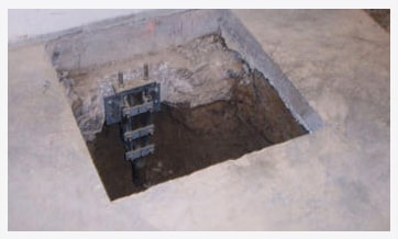 Commercial underpinning solutions Pittsburgh PA