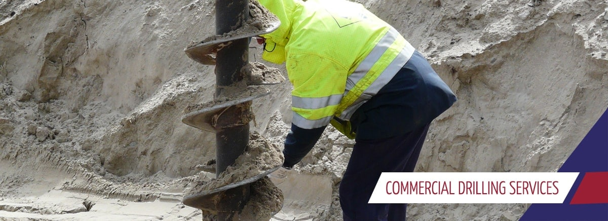 commercial drilling services